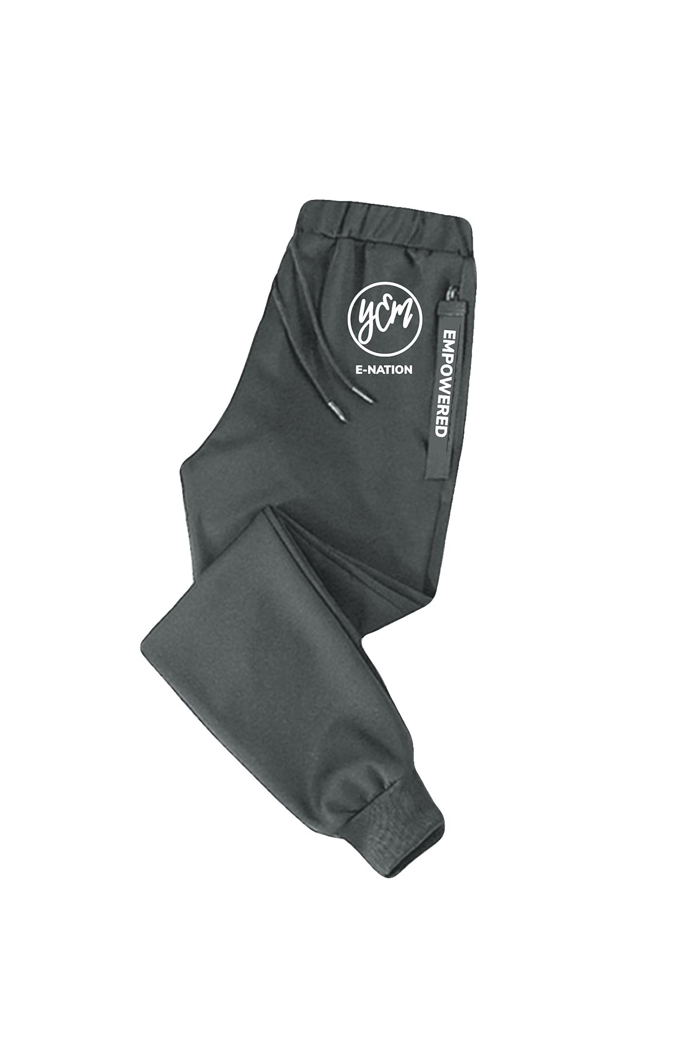 YEM Empowered Sweatsuit Jogger
